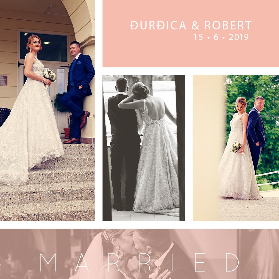 Đurđica i Robert 15.6.2019.