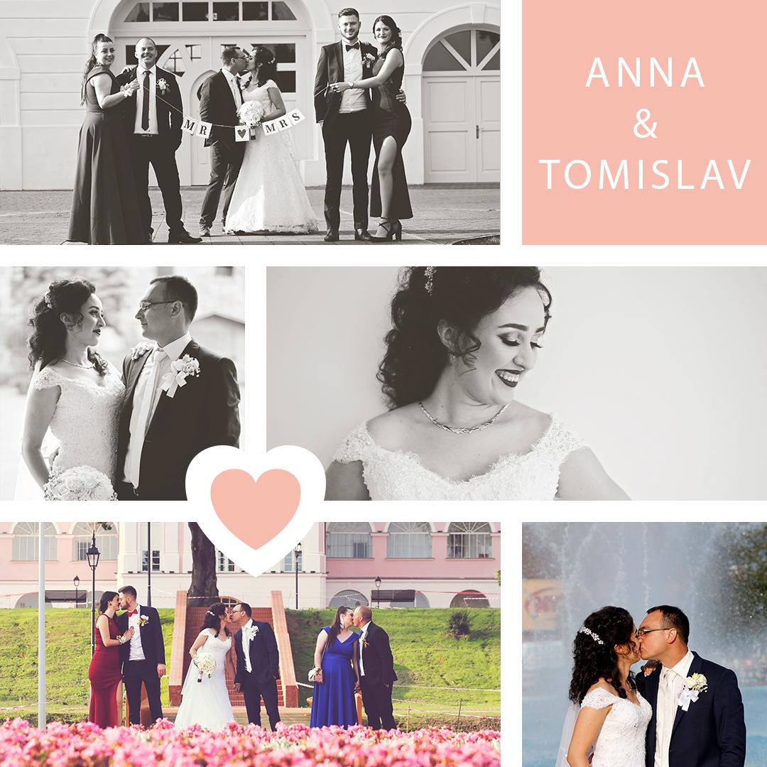 Anna i Tomislav 13.7.2019.