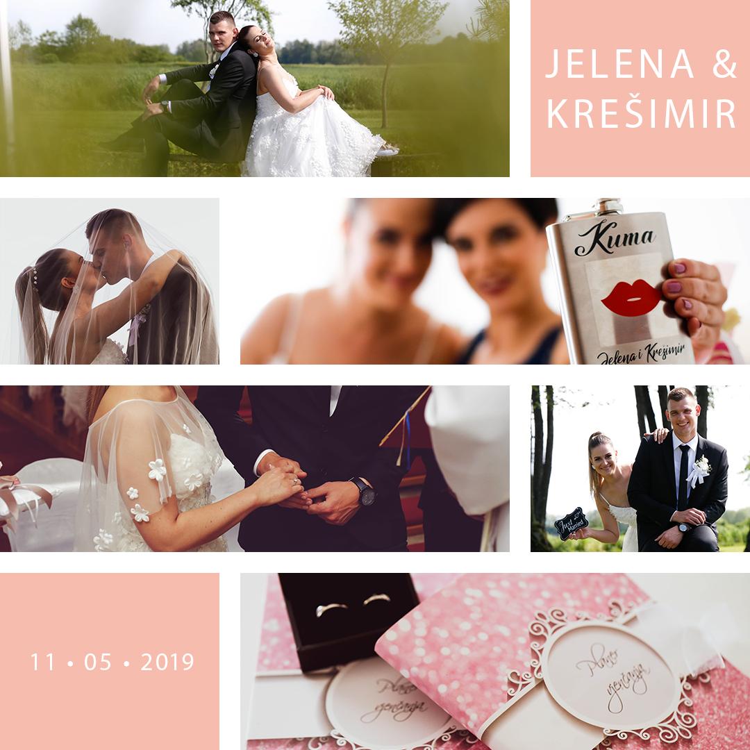 Jelena i Krešimir 11.5.2019