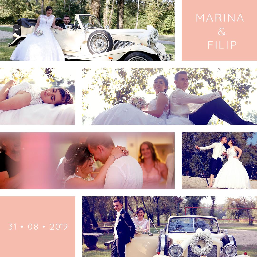 Marina i Filip  31.08.2019.