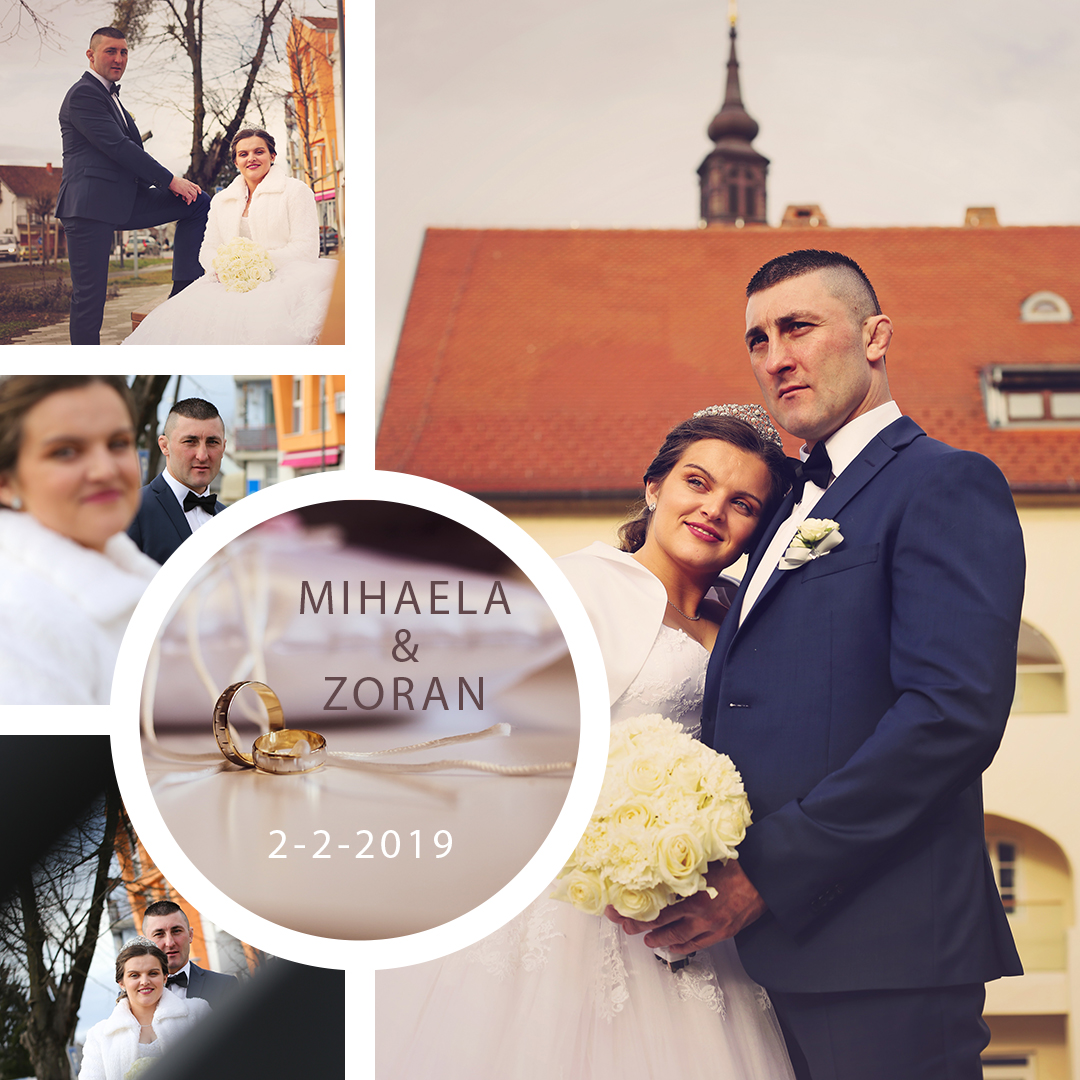 Mihaela i Zoran 2.2.2019.