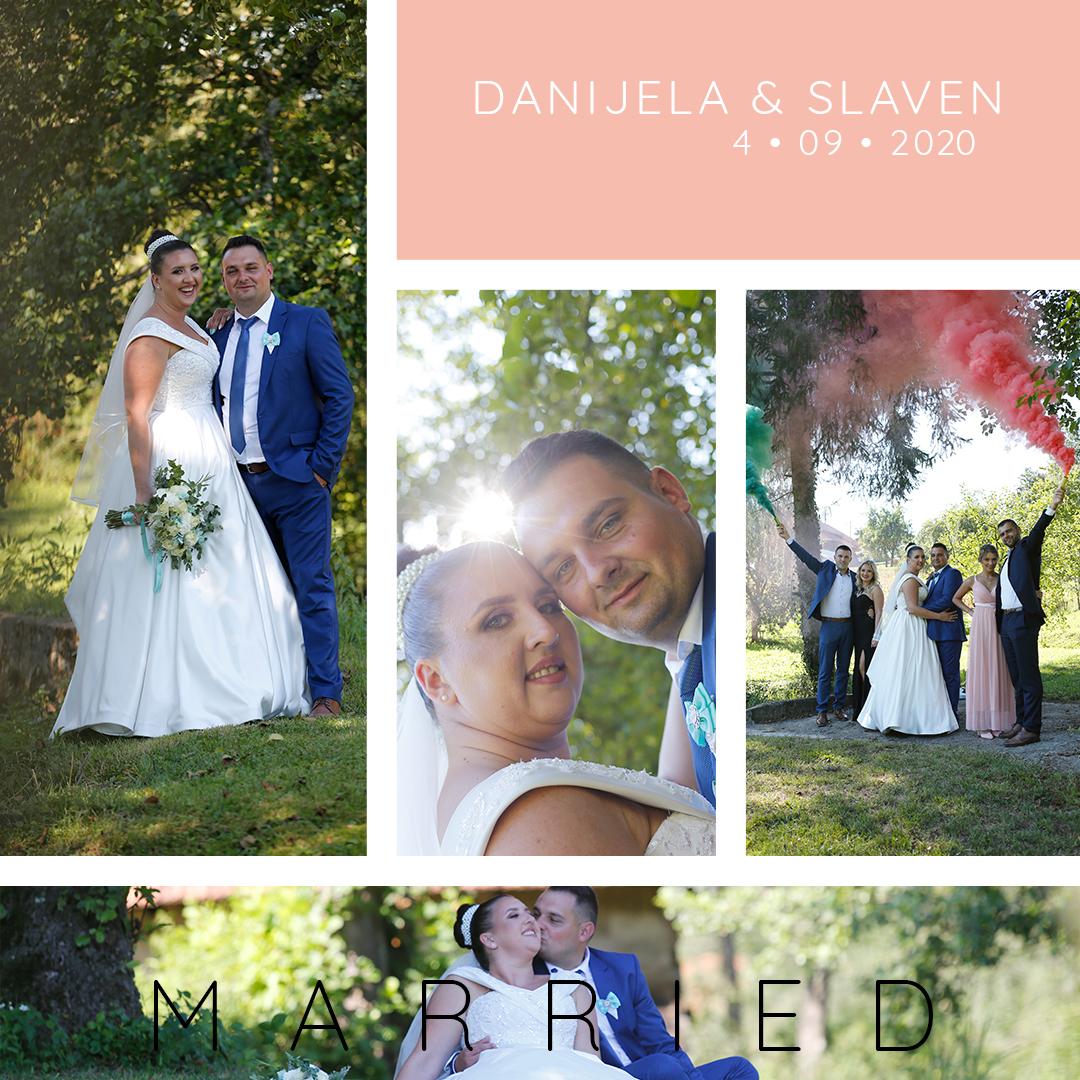 Danijela i slaven 4.9.2020.